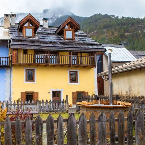 Maison Amalka : Guest accommodation near Val-des-Prés