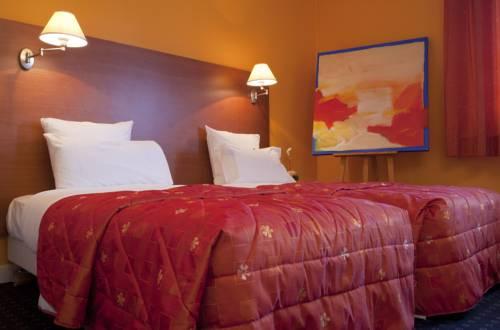 La Palette : Hotel near Wintzenheim
