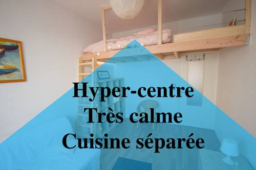 Bed ha couet : Apartment near Lorient