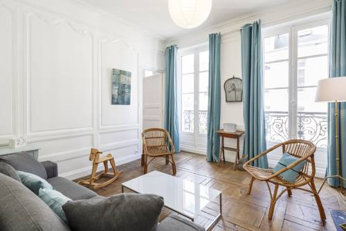 Ty Paradis : Apartment near Rennes