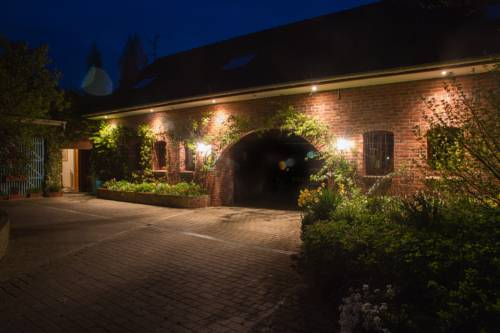 Pantgat Hof : Bed and Breakfast near Bollezeele