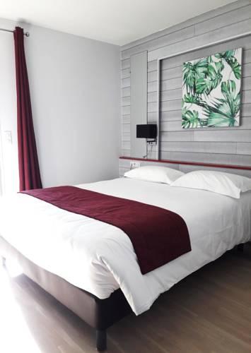 Inter-Hotel Pau Ouest Vamcel : Hotel near Saint-Faust
