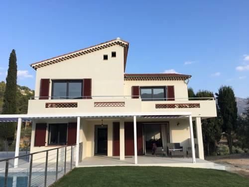 Villa Eugénie : Guest accommodation near Gilette