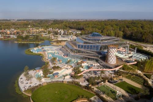 Villages Nature Paris at Disneyland® Paris : Resort near Villeneuve-Saint-Denis
