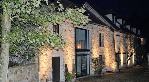Les Cimaises à Janvry : Apartment near Saint-Jean-de-Beauregard