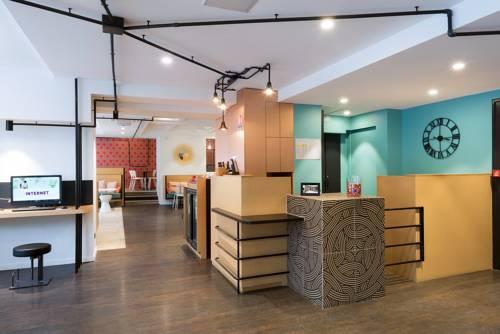 ibis Styles Macon Centre : Hotel near Manziat