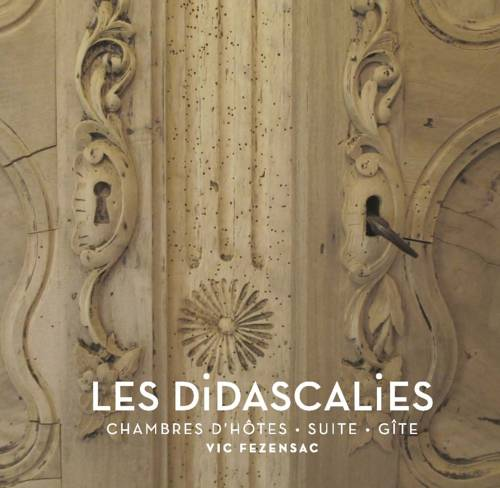 les Didascalies : Bed and Breakfast near Justian