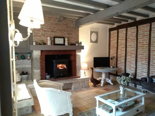 Gite Le Cocon Sosiate : Guest accommodation near Sos