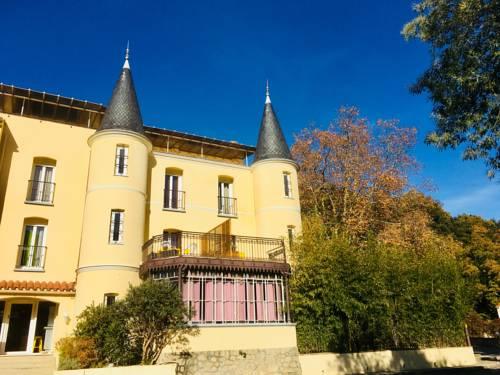 Appart'Hotel Castel Emeraude : Guest accommodation near Arles-sur-Tech