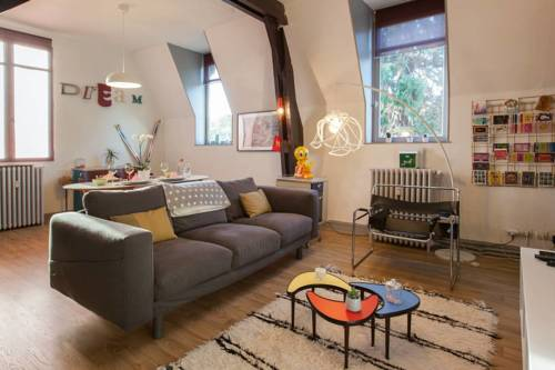 Appartement Rue verte : Apartment near Bihorel