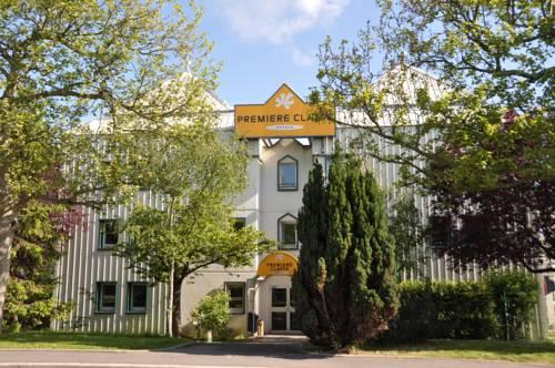 Premiere Classe Les Ulis : Hotel near Villejust
