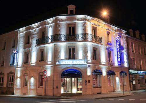 Inter-Hotel Montluçon de l'Univers : Hotel near Lavault-Sainte-Anne