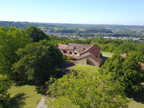 Domaine de Lascaux : Bed and Breakfast near Auriac-du-Périgord