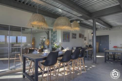 L'esprit TK : Guest accommodation near Saint-André-de-Corcy