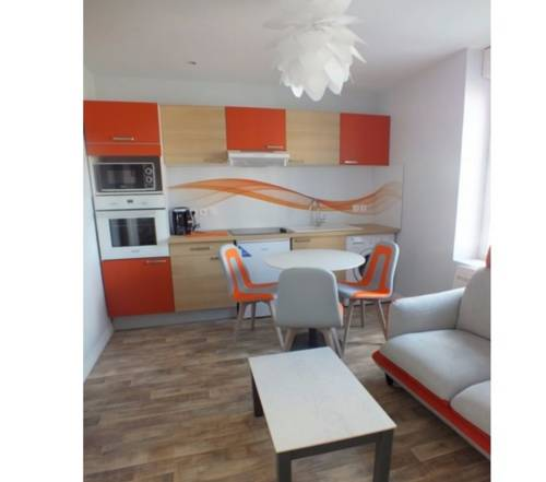 Residence Miranto : Apartment near La Chapelle-Orthemale
