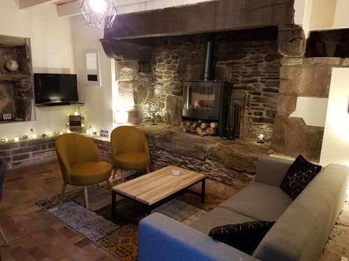 Le Clos de Trégalet : Guest accommodation near Plonéour-Lanvern