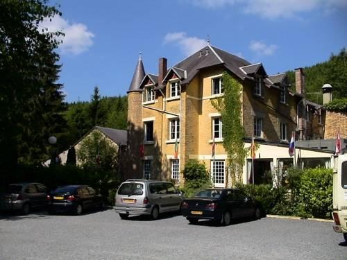 Hotel Ermitage du Moulin Labotte : Hotel near Fumay