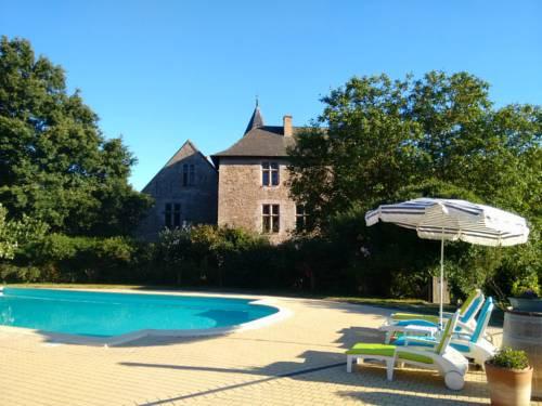 Château de Chanzé : Guest accommodation near Beaulieu-sur-Layon