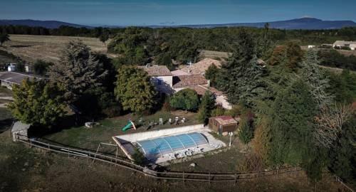 Le Petit Labouret : Guest accommodation near Revest-du-Bion