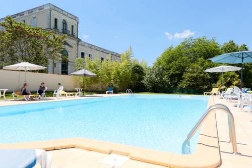 Résidence du Château de Bégué : Apartment near Cazaubon