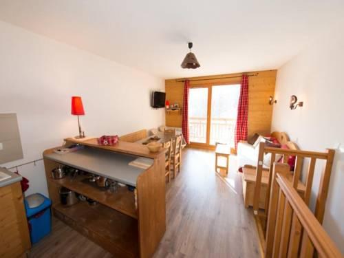 Apartment Hameau des rennes : Apartment near Saint-Paul-sur-Ubaye