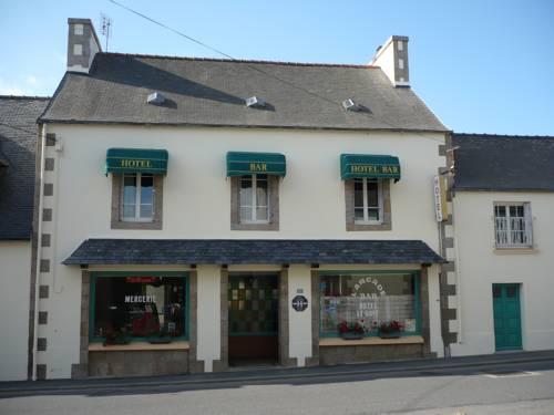 Hôtel Le Goff : Hotel near Bodilis