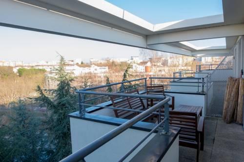 Studio Lognes 63 rue Tour d'Auvergne : Apartment near Vaires-sur-Marne
