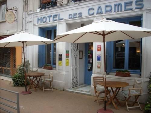 Les Carmes : Guest accommodation near Rouen