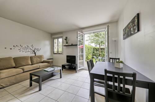 Les Jardins Victoriens (Sleepngo) : Apartment near Serris