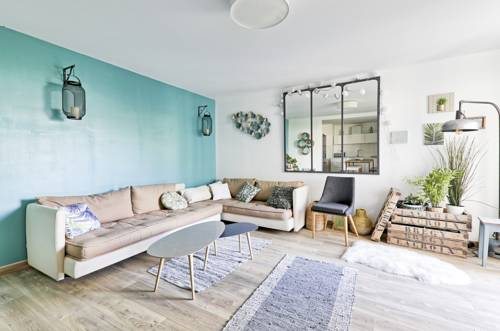 Carré Galmy (Sleepngo) : Apartment near Ferrières-en-Brie