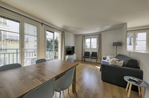 Carre Galmy 2 : Apartment near Ferrières-en-Brie