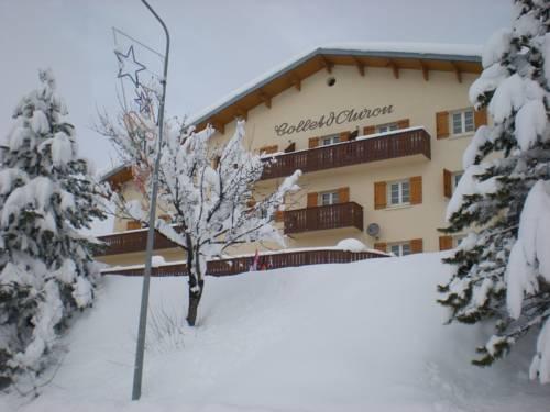 Le Collet d'Auron : Guest accommodation near Saint-Étienne-de-Tinée