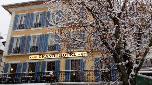 Le Grand Hotel : Hotel near Barcelonnette