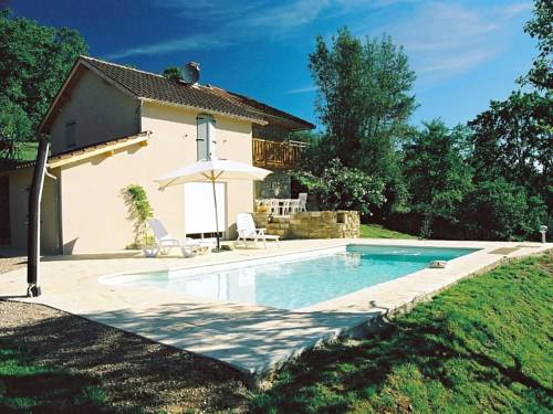 Holiday Home L'Oustal de la Rode : Guest accommodation near Figeac