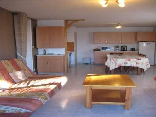Apartment Paradisier : Apartment near Saint-Vincent-les-Forts