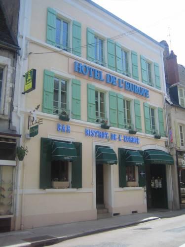Logis de L'Europe Restaurant Le Cepage : Hotel near Asnan