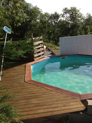 Gite de l'Escrinet : Guest accommodation near Coux