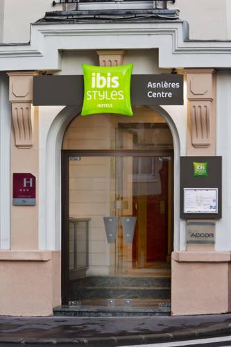 ibis Styles Asnieres Centre : Hotel near Colombes