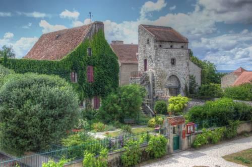 La Maison du Prince de Condé : Guest accommodation near Chantelle