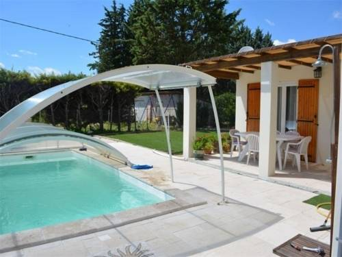 Apartment Vallon pont d arc - 5 pers, 90 m2, 4/3 : Guest accommodation near Vallon-Pont-d'Arc