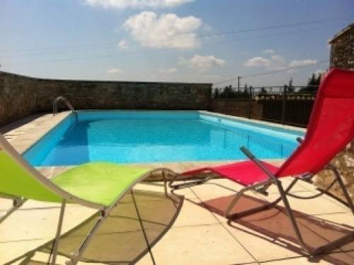 House St marcel d ardeche - 9 pers, 160 m2, 6/4 : Guest accommodation near Bidon