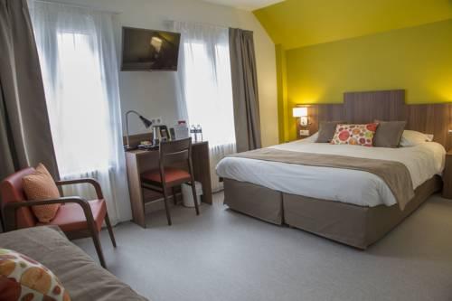 Inter-Hotel Amboise Chaptal : Hotel near Pocé-sur-Cisse