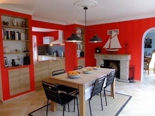 House Villa le portzic vue mer : Guest accommodation near Crozon