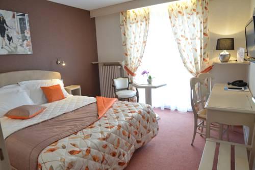 Citotel Le Logis De Brou : Hotel near Jasseron