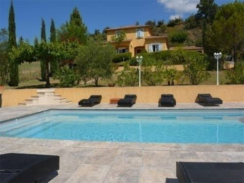 House St maurice d ardeche - 8 pers, 160 m2, 6/4 : Guest accommodation near Rochecolombe
