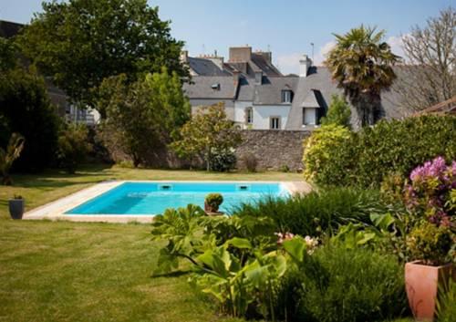 Gîte La Glycinière : Guest accommodation near Beuzec-Cap-Sizun