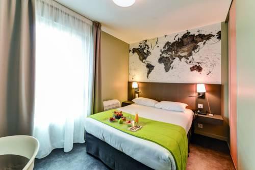 Appart'City Confort Le Bourget - Aéroport : Guest accommodation near Aulnay-sous-Bois