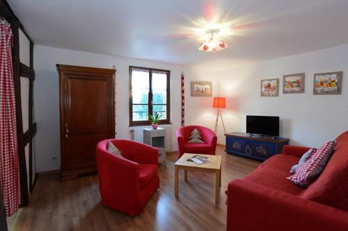 Le Gîte De Carole : Apartment near Turckheim