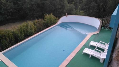 Gîte Les Blaches : Guest accommodation near Sécheras