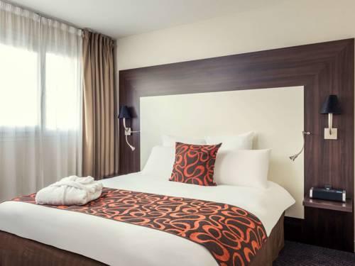 Mercure Paris Porte d'Orleans : Hotel near Gentilly